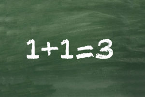 1+1=3にするタイミング